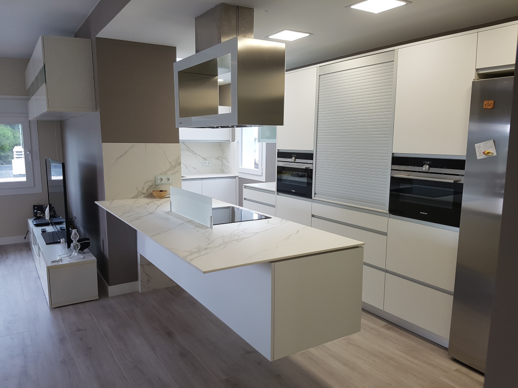 Nuestro m todo santiago disseny dise o de cocinas en for Diseno banos y cocinas
