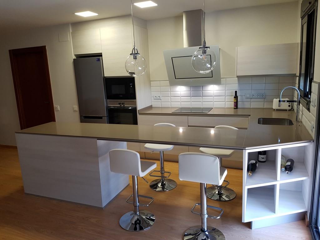 Cocinas santiago disseny dise o de cocinas en reus y tarragona muebles de cocina en reus y - Muebles cocina tarragona ...