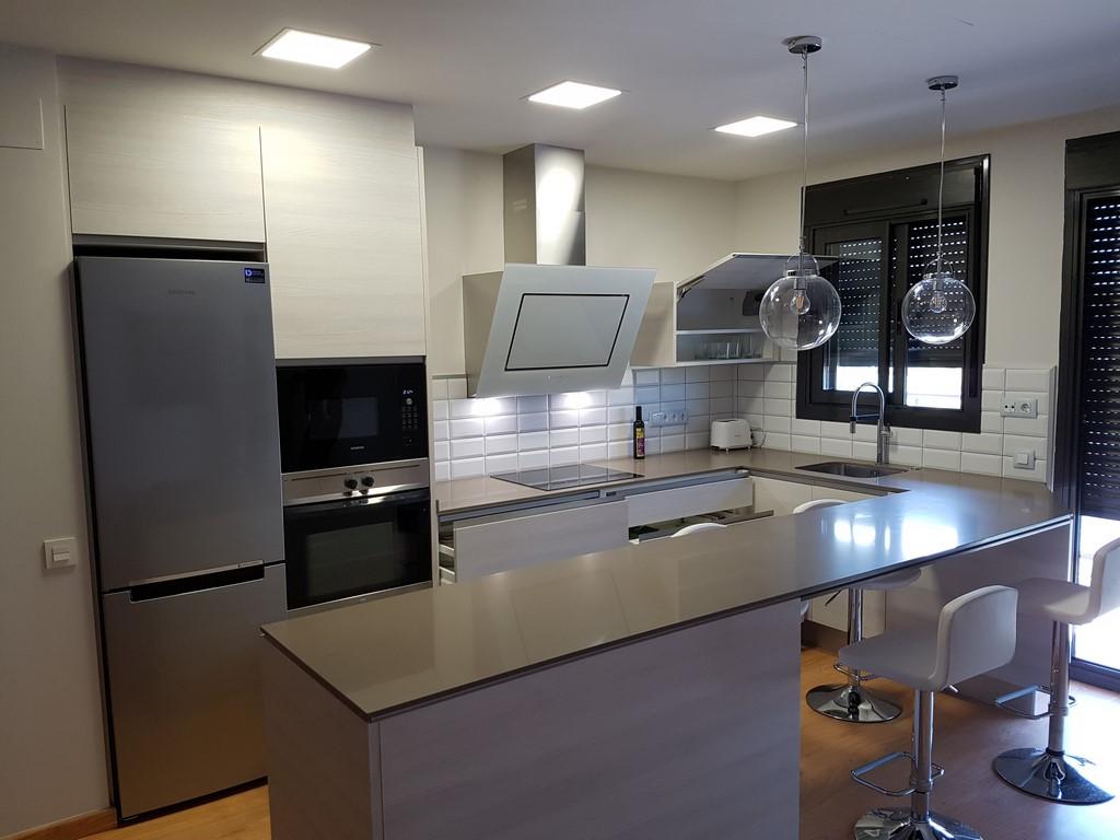 Diseño de cocinas | Santiago Disseny | Diseño de cocinas en Reus y ...