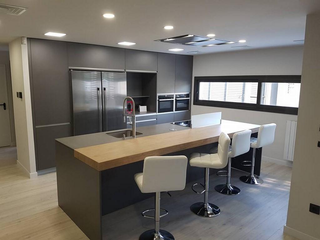 Dise o de cocinas santiago disseny dise o de cocinas - Muebles cocina tarragona ...